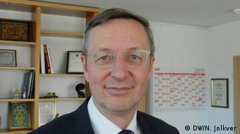 Michael Harms (DW/N. Jolkver)