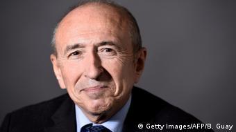 Frankreich Regierungsbildung Gerard Collomb