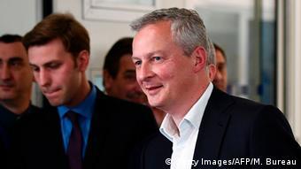 Frankreich Regierungsbildung Bruno Le Maire