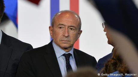 Frankreich Regierungsbildung Gerard Collomb (Getty Images/A. Meunier)