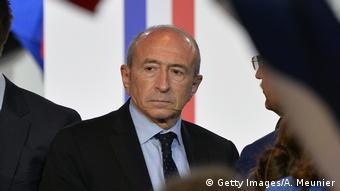 Ο Ζεράρ Κολόμπ ήταν από τους πρώτους υποστηρικτές του κινήματος En Marche του Εμανουέλ Μακρόν