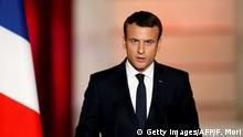 Frankreich Emmanuel Macron Amtseinführung