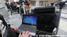 Laptop-Verbot auf Flügen