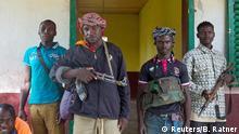 Zentralafrikanische Republik Anti-Balaka Miliz
