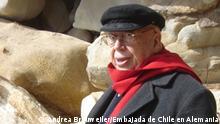 Chile Der Dichter Gonzalo Rojas