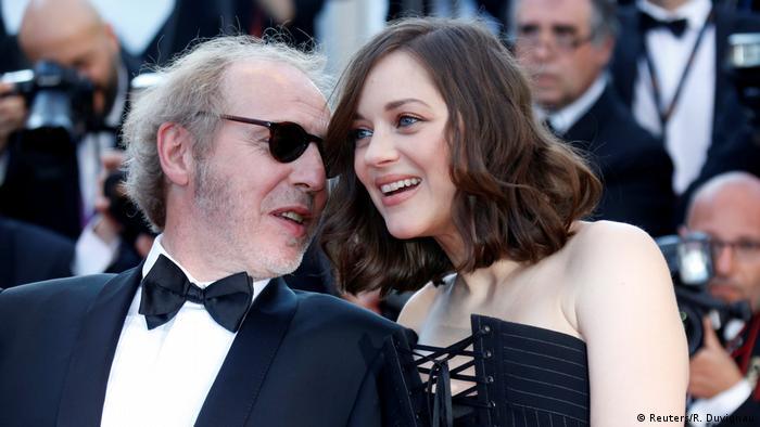 Frankreich 70. Festival von Cannes | Arnaud Desplechin und Marion Cotillard