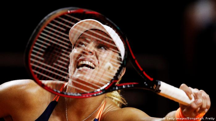 Deutschland Porsche Tennis Grand Prix Angelique Kerber (Getty Images/Bongarts/A. Pretty)