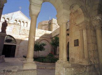 Geburtskirche in Jerusalem