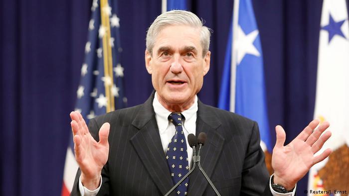 Robert Mueller (Reuters/J. Ernst)