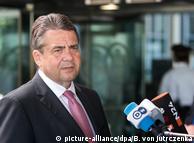 Міністр закордонних справ Німеччини Зіґмар Ґабріель (архівне фото)