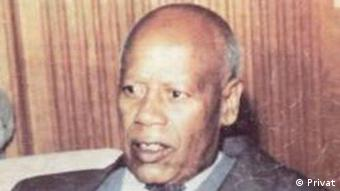 Äthiopien Haddis Alemayehu