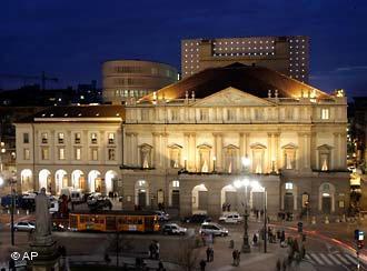 Миланский театр Ла Скала
