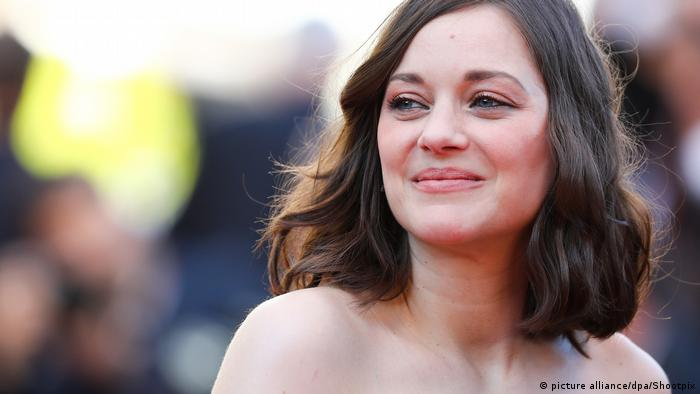 Marion Cotillard in Cannes (picture alliance/dpa/Shootpix)