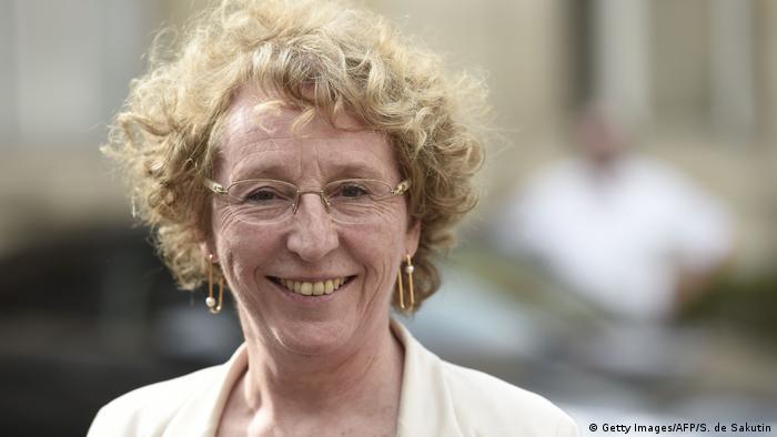 Frankreich Regierungsbildung Muriel Penicaud Arbeitsministerin (Getty Images/AFP/S. de Sakutin)