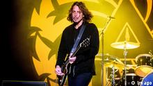 Soundgarden Chris Cornell 2015