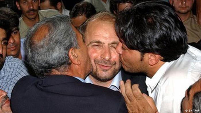 Iran Wahl e (SHAFAF)