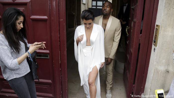 Promi Hochzeit Kim Kardashian und Kanye West