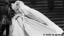 Promi Hochzeit Prince Charles und Lady Diana