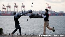 Japan Superhuman Athleten
