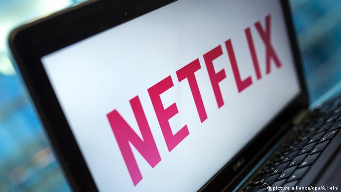 Netflix - Streaming netz (picture alliance/dpa/A.Heinl)