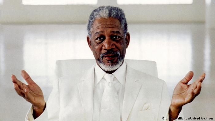 BG Morgan Freeman | Bruce almighty (picture alliance/United Archives)