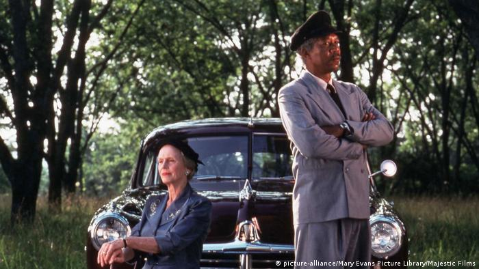 Morgan Freeman in Driving Miss Daisy (picture-alliance/Mary Evans Picture Library/Majestic Films)
