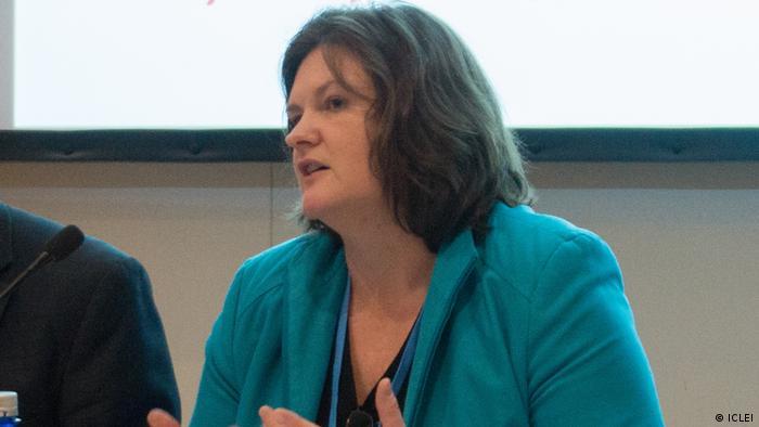 Maryke Van Staden (ICLEI)