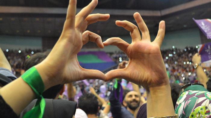 Iran Wahlkampf (Fararu)
