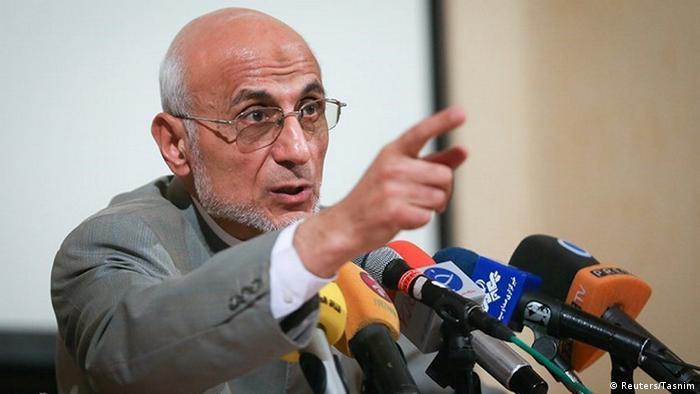 Iran Präsidentschaftswahl | Mostafa Mirsalim