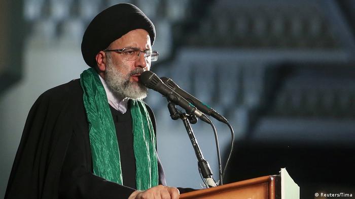 Iran Präsidentschaftswahl | Ebrahim Raisi (Reuters/Tima)