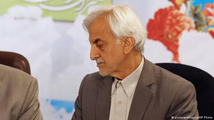 Iran Präsidentschaftswahl | Mostafa Hashemitaba (picture-alliance/AP Photo)
