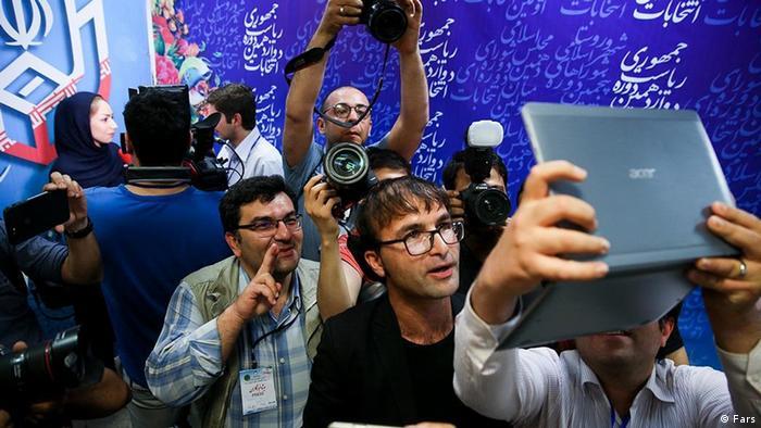 Iran Wahl (Fars)
