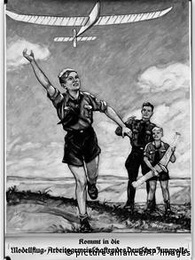 Плакат времен национал-социализма (1938)