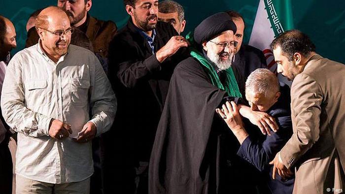 Iran Präsidentschaftswahl | Ebrahim Raisi (Fars)