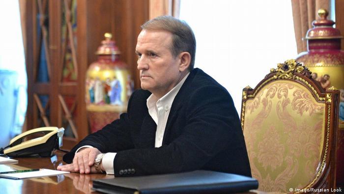 Проросійський політик Віктор Медведчук у радянські часи був державним захисником Василя Стуса