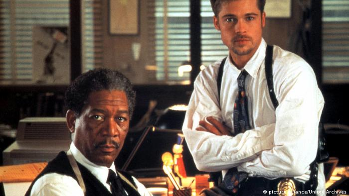 Morgan Freeman   Seven (picture alliance/United Archives)