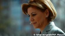 Spanien Verteidigungsministerin - María Dolores de Cospedal