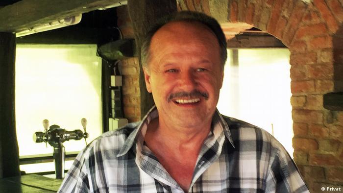 Eduard Andrić (Privat)