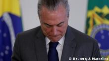 Brasilien Michel Temer