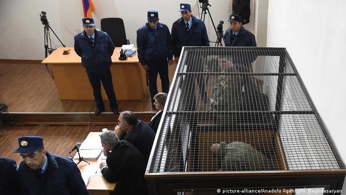 Валерий Пермяков в суде (фото из архива)