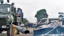 Demokratische Republik Kongo - Angriff auf Gefängnis, Insasse Sektenführer Ne Muanda Nsemi