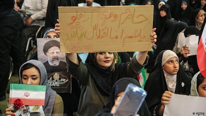 Iran Präsidentschaftswahlen (MIZAN)