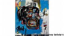 Gemälde Untitled von Jean-Michel Basquiat