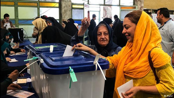 Iran wahlen 2017 (Mehr)