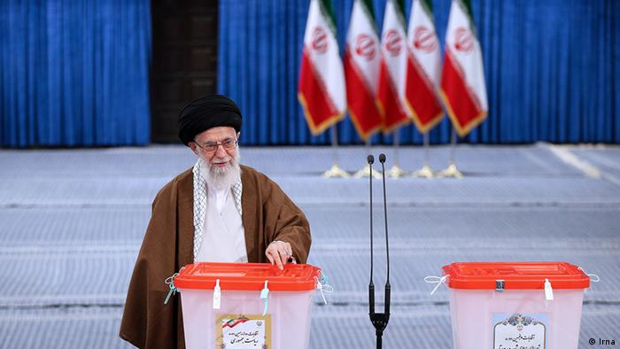 Iran wahlen 2017 (Irna)