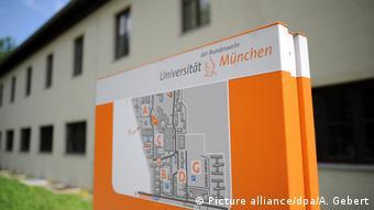Bundeswehr University in Neubiberg near München (Picture alliance/dpa/A. Gebert)