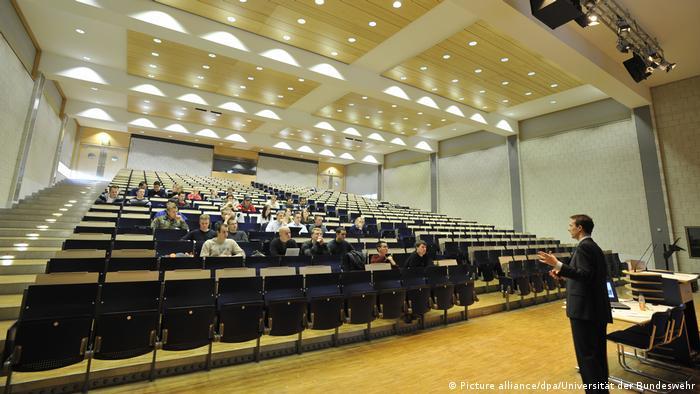 Universität der Bundeswehr in Neubiberg bei München (Picture alliance/dpa/Universität der Bundeswehr)