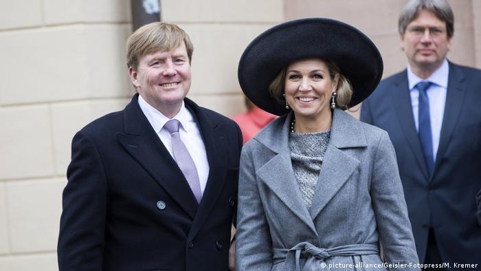 Король Нидерландов ратифицировал соглашения об ассоциации Украины-ЕС.