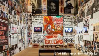 Ausstellung Luther und die Avantgarde- Jonathan Meese
