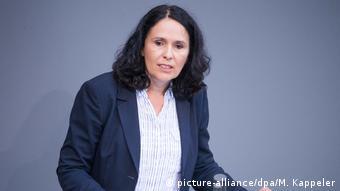 Deutschland Bundestag- Elisabeth Winkelmeier-Becker (CDU)